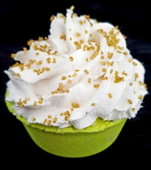 BATH BOMB CUPCAKE - Choice Of Five Fragrances