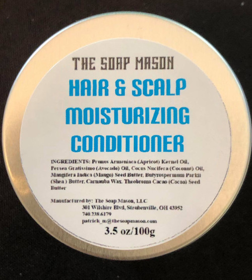 HAIR AND SCALP MOISTURIZING CONDITIONER
