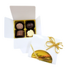 White box - 4 chocolates $9.90
