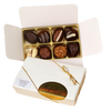 White Easter gift box - 8 chocolates $18. 50