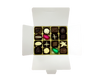 White Easter gift box - 16 chocolates assorted $36.50
