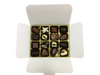 White box - 16 chocolates - Australian Christmas Selection $36.50
