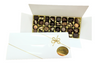 White gift box - 32 chocolates $67.50