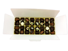 White box - 32 chocolates with 4 Christmas Truffles $67.50