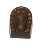 THOROUGHBRED Soft buttery caramel in milk chocolate