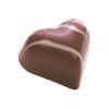 CARAMEL LOVE Soft buttery caramel in milk chocolate
