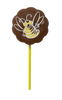 Lollipop milk chocolate - Bee $4.00