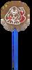 Lollipop milk chocolate - Doggy $4.00