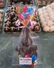 """Mr. Cuddles"" Easter egg rabbit - Plain Dark Chocolate - vegan 120mm $9.90"