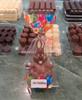 """Mr. Cuddles"" Easter egg rabbit - milk chocolate"