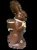 Handsome Harry Hare - milk chocolate - 620mm $175.00