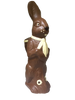 Handsome Harry Hare - milk chocolate - 620mm $175.00
