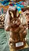 Hollow  figure milk chocolate Easter beach  bunny