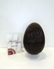 Hollow plain dark chocolate dairy free vegan egg
