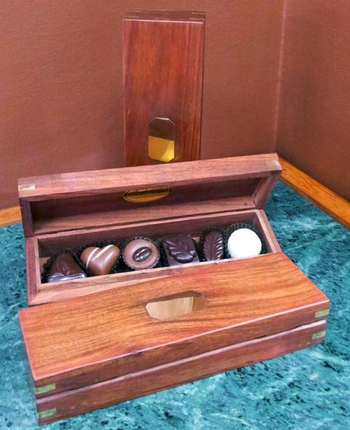 Timber Pencil Box - 6piece $35.00