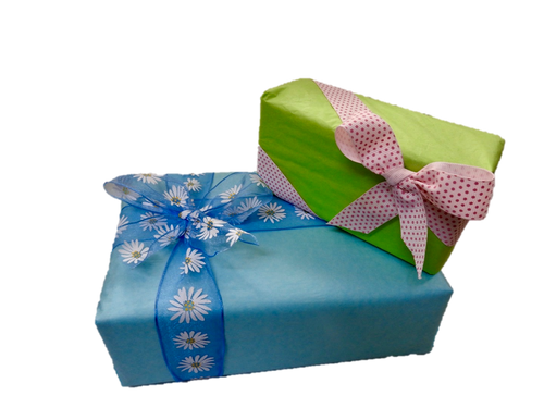 GIFT WRAPPING Service + $4.40