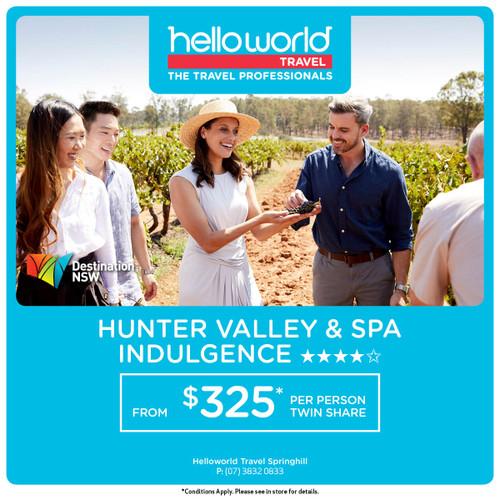 Hello Hunter Valley