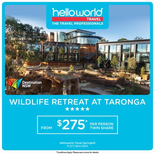 Hello Taronga Wildlife