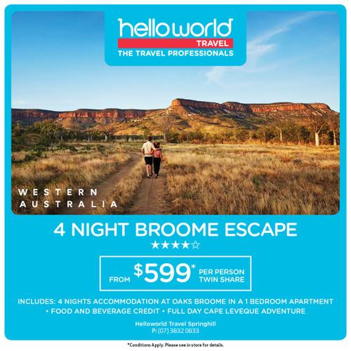 Hello Broome
