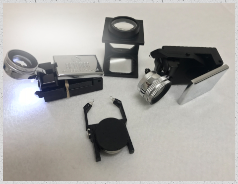Loupes and Microscopes - National Offset Warehouse