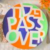 Barbara Shaw Sand, Sea, Sycamore modern Passover Seder Plate