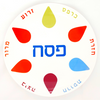 Six Pointer Star Seder Plate for Passover