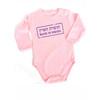 Made In Israel! Hebrew Baby Girl or Boy Onesie