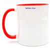 "The Original ""Don't Tell Me to Keep Calm, I Am A Jewish Mother"" Coffee Mug"