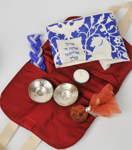 Shabbat To Go Kit | Barbara Shaw Gifts