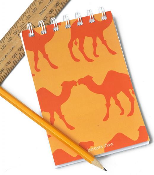 Camels Wire Bound Notebook