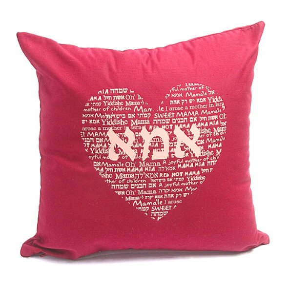 Mom Heart Cushion