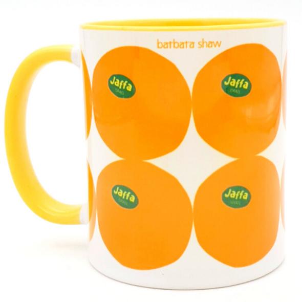 Jaffa Oranges Mug