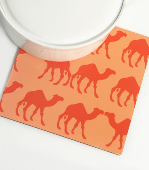 Kitchen Trivet - Camels of Israel Design