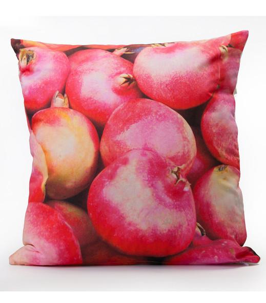 Pomegranates Photo Cushion