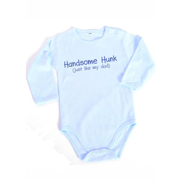 Handsome Hunk Onesie