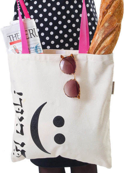 Ten Chiyuch - 'Smile'  Tote Bag