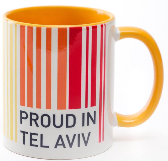 Proud In Tel-Aviv Coffee Mug