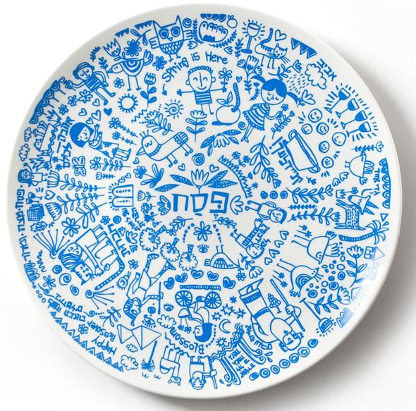 Haggadah Seder Plate