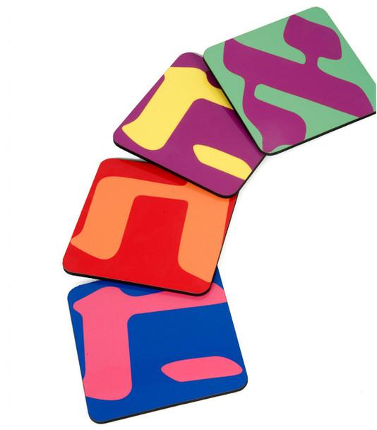 Ahava Coaster Set of 4