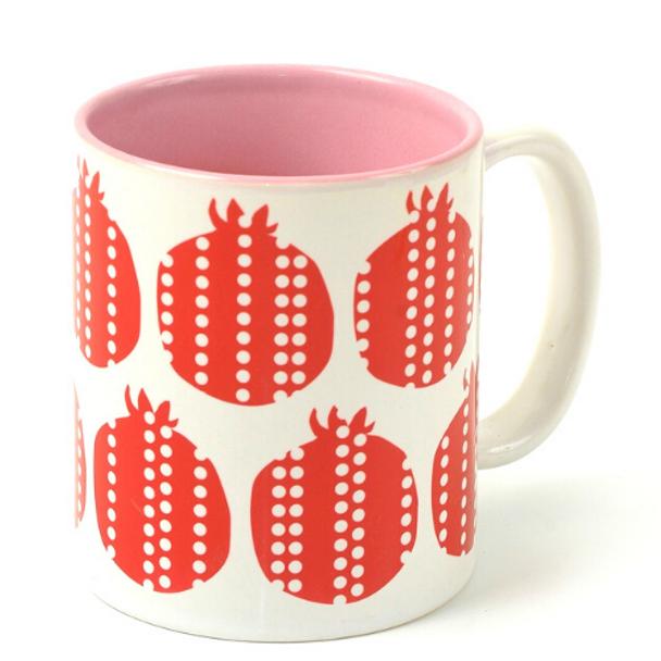 Rosh Hashanah Pomegranates Coffee Mug