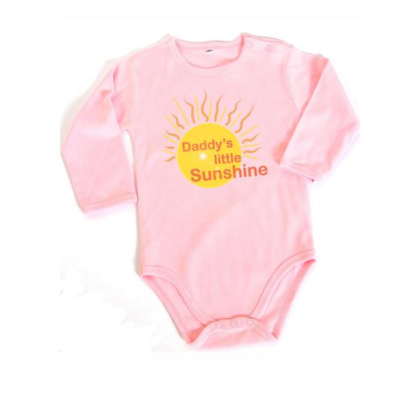 Daddy's Little Sunshine Onesie