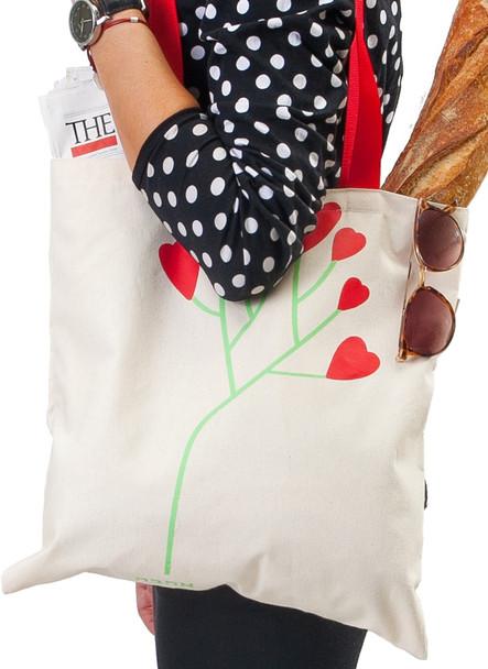 Tote Bag - Tree Of Love