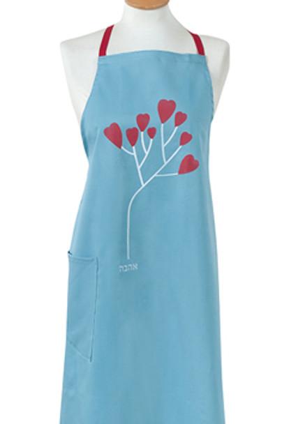 Tree Of Hearts Design  Apron