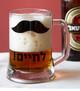 L'chaim! Glass Beer Pint - Hebrew