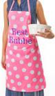 Best Bubbe (Granny) Apron