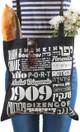 Tote Bag -  Tel Aviv Streets