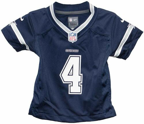 quality design 5b2fd ee2cd Dallas Cowboys Dak Prescott Toddler Jersey