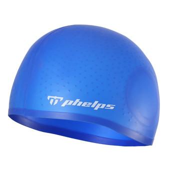 Silicone Aqua Glide Swim Cap