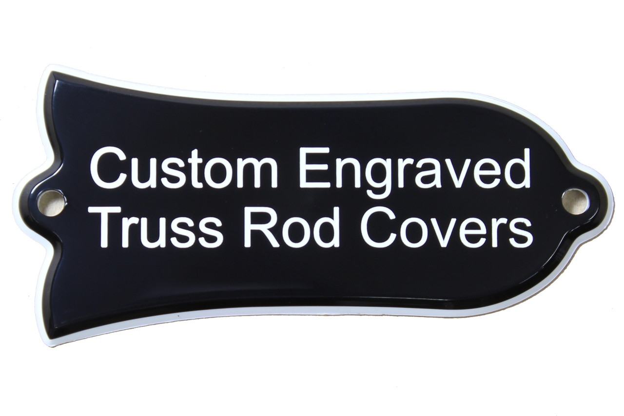 custom engraved truss rod cover fits most gibson guitars les paul sg and etc philadelphia. Black Bedroom Furniture Sets. Home Design Ideas