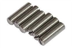 #2 threaded rod magnets